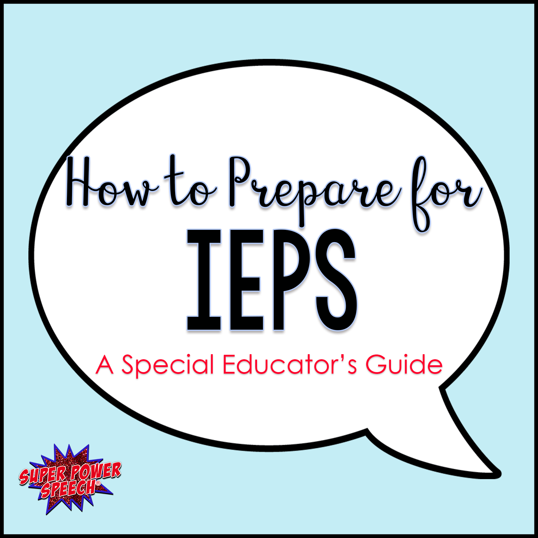 "How to Prepare for an IEP (A Special Educator's Guide) is part of Special education teacher, Special needs students, Special education law, Iep, Special education, Education degree - The IEP is tomorrow  I don't feel ready at all "" ""What goals are appropriate for my student  There is so much he could benefit from!"" ""Parents are bringing an a…"