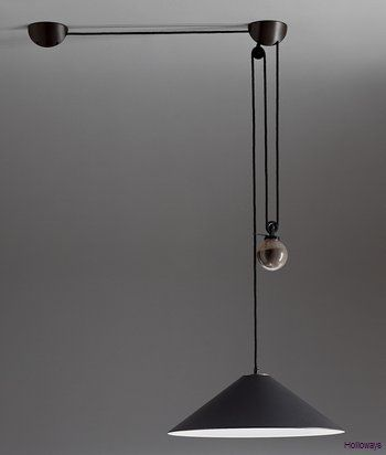 Aggregato rise and fall , Pendants, Leading designers, Contemporary lighting, Holloways of Ludlow