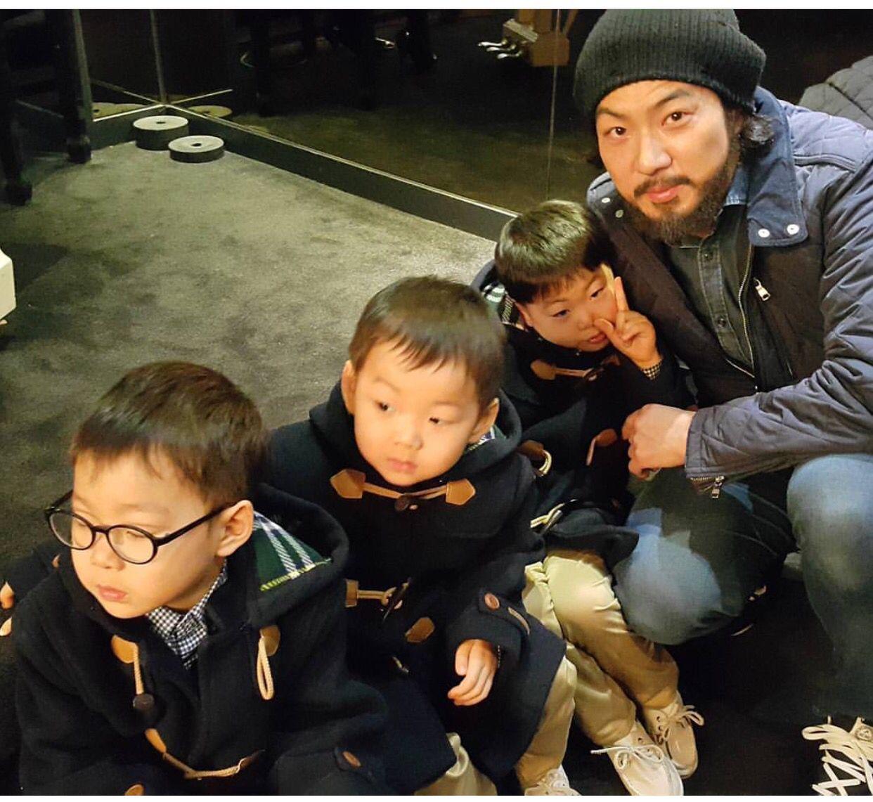 #IgSongilkook #Song's Cute Triplets