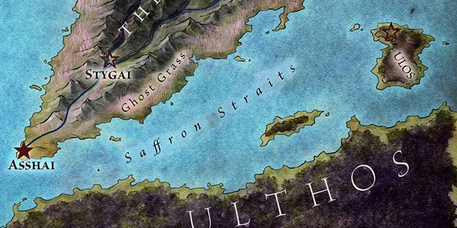 The Secrets and Clues of the Official Game of Thrones Maps