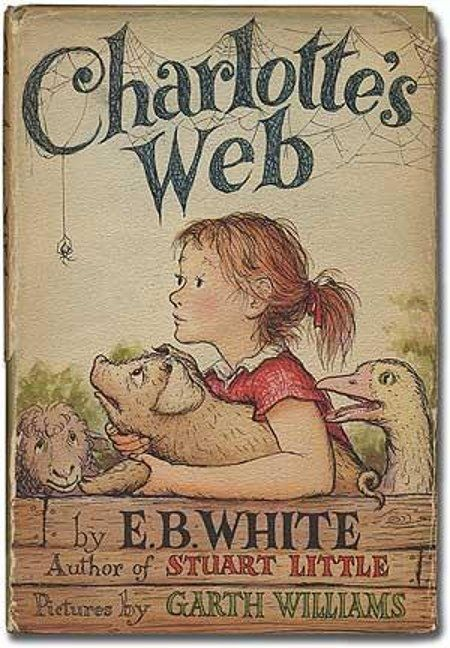 14 childrens books that never get old books book book book and charlottes web by eb white 14 childrens books that never get old fandeluxe Gallery