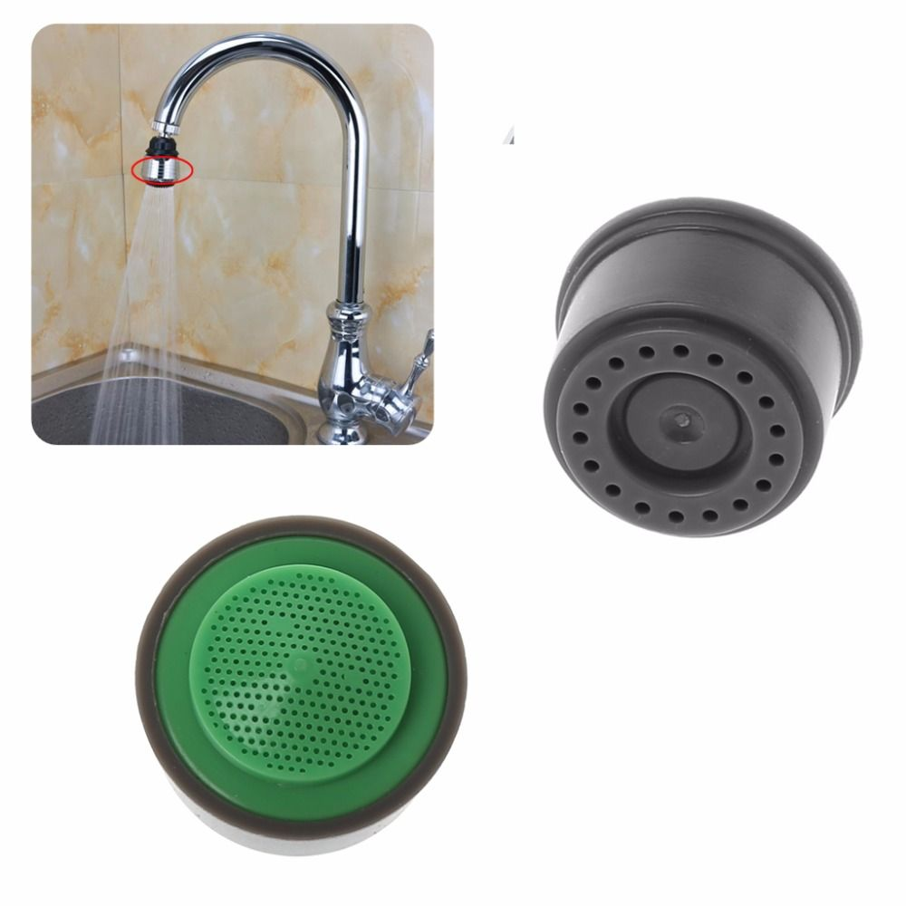 2L/3L 24mm Faucet Aerator Water Saving Eco-Friendly Spout Filter ...