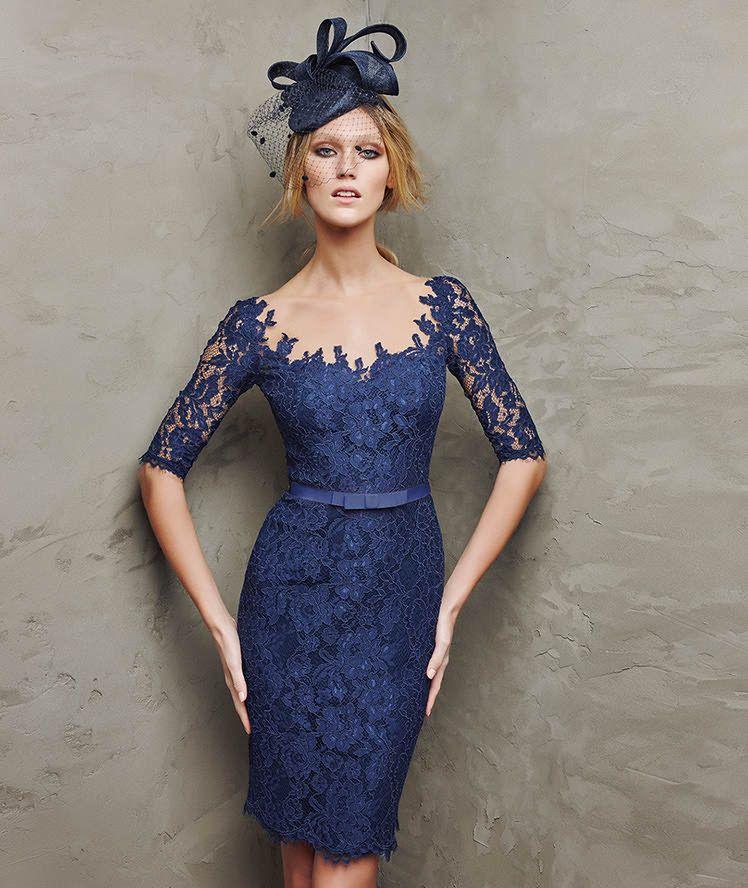 Descubre la nueva colección de Pronovias para las invitadas del próximo año  2016. Vestidos cortos y vestidos largos a todo color para las bodas más  actuales 5ca7511e054a