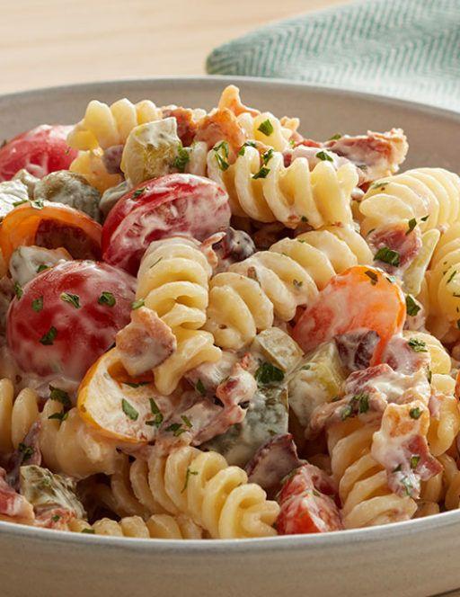 Dill Pickle Ranch Pasta Salad | Hidden Valley® Ranch
