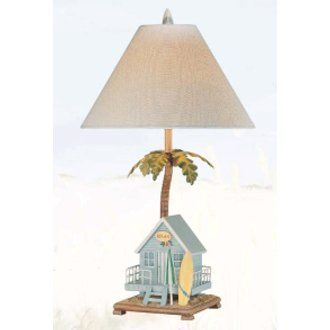 H2 Relax Beach Hut Table Lamp H2 Beach Lamps Are Fun Your Beach Home Decor Is Incomplete If You Don T Have One Of These Beach Lamps Beach Themed Lamps Lamp Beach themed table lamps