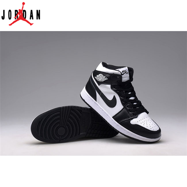 pretty nice 380c7 77c15 Air Jordan 1 Retro High OG-Black-Soft White (Men Women GS Girls