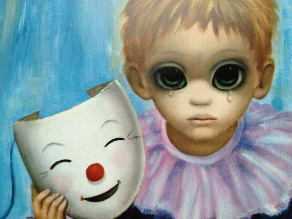 20 Ideas De Margaret Keane S Keane Ojos Grandes Tim Burton Películas