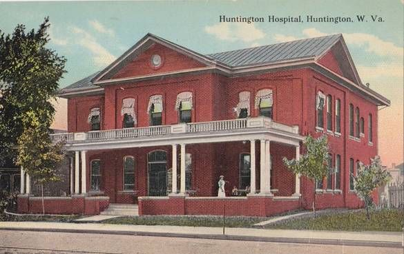 Huntington Hospital Huntington Photo Album Topix Huntington West Virginia West Virginia Country Roads Take Me Home