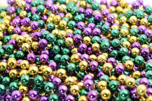 What Do The Three Mardi Gras Colors Green Purple And Gold Stand For Mardi Gras Beads Mardi Gras Mardi Gras Party