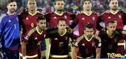 Imágenes de la selección Venezuela 2016