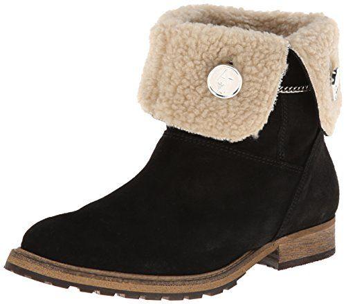 Armani Jeans Women's Fold Over W Shearling Boot, Black, 36 EU/6 M US Armani Jeans http://www.amazon.com/dp/B00IV3D4J2/ref=cm_sw_r_pi_dp_zcLxub0PX3FNX