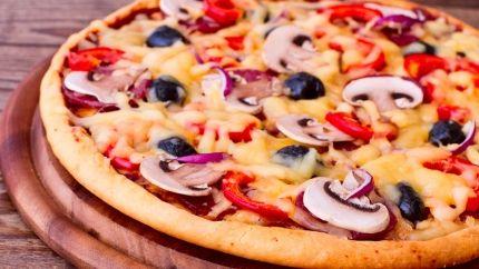 مقادير البيتزا Food Pizza Ingredients Tasty Dishes