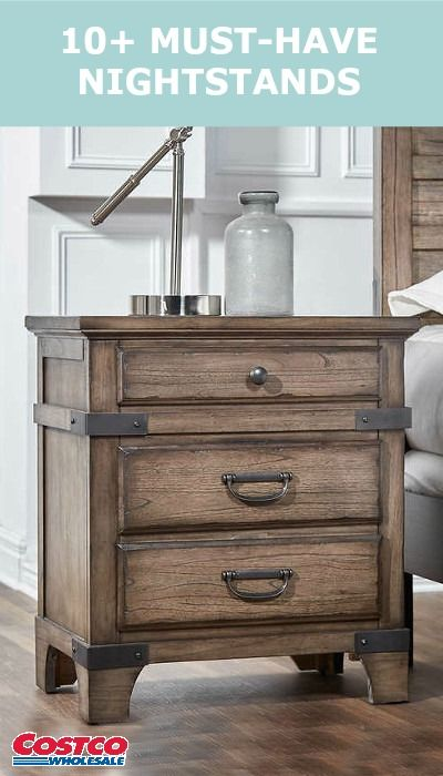 Costco S Large Selection Of Nightstands Provides You With Plenty Of