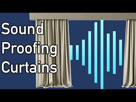 Do Soundproof Curtains Work? As a DIY soundproof guy, here ...