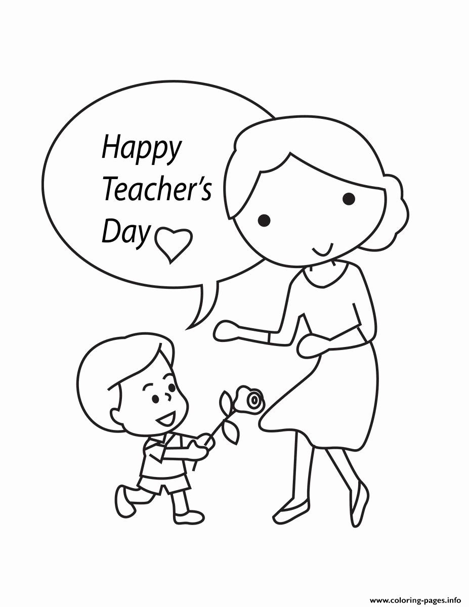 National Coloring Book Day Fresh Happy Teachers Day National Teacher Day Coloring Pages Printabl Teachers Day Card Teachers Day Drawing Happy Teachers Day Card