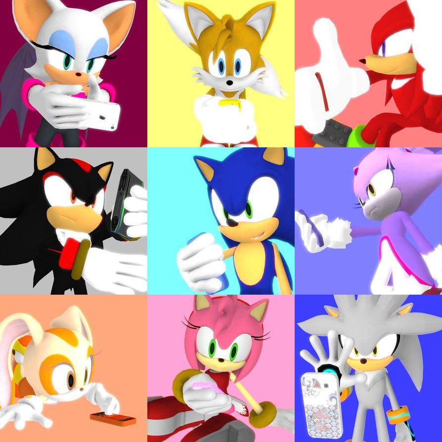 Sonic I Just Ate A Chili Dog Tails Like Knuckles Like Amy