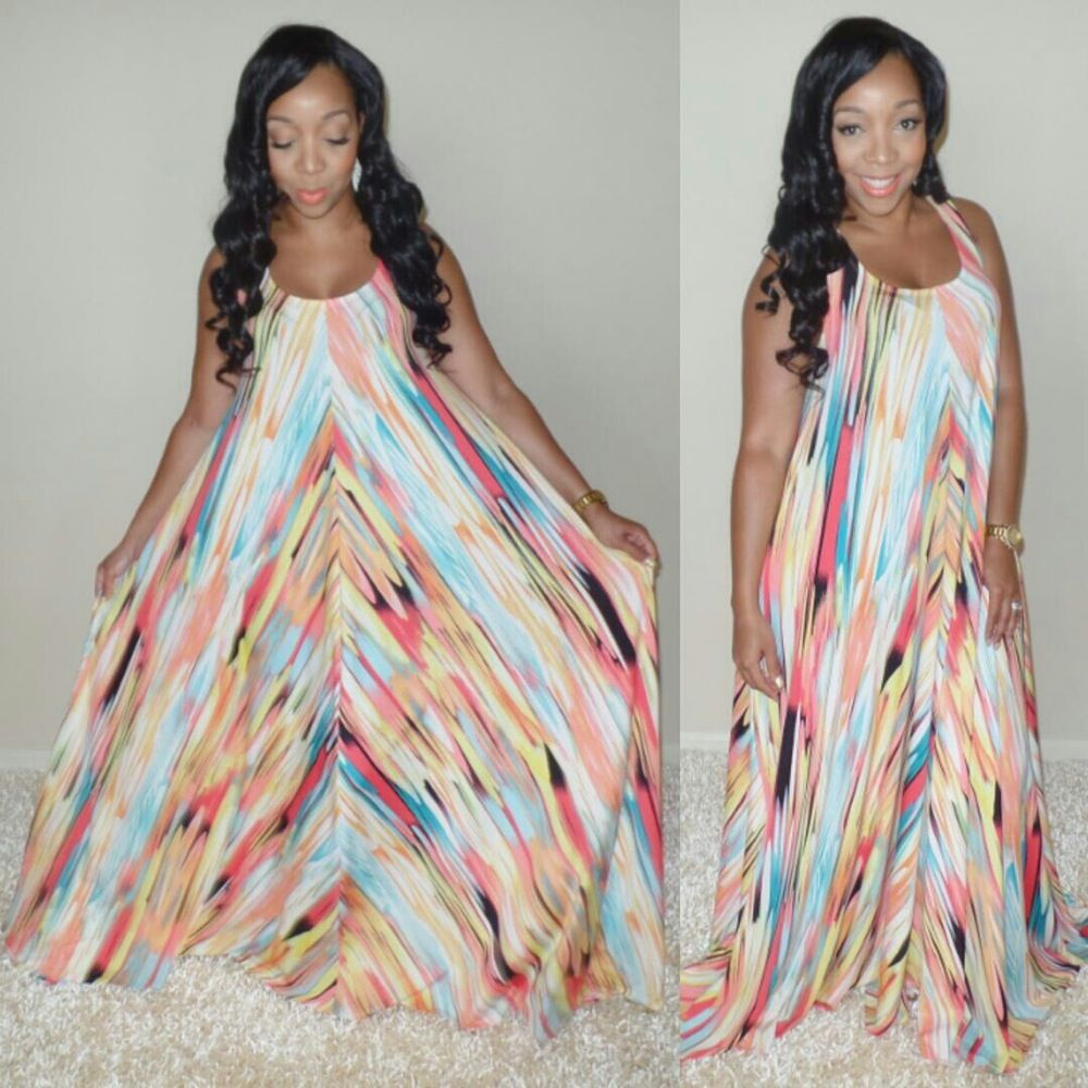 9cdb233416f Image of Paradise Maxi Dress