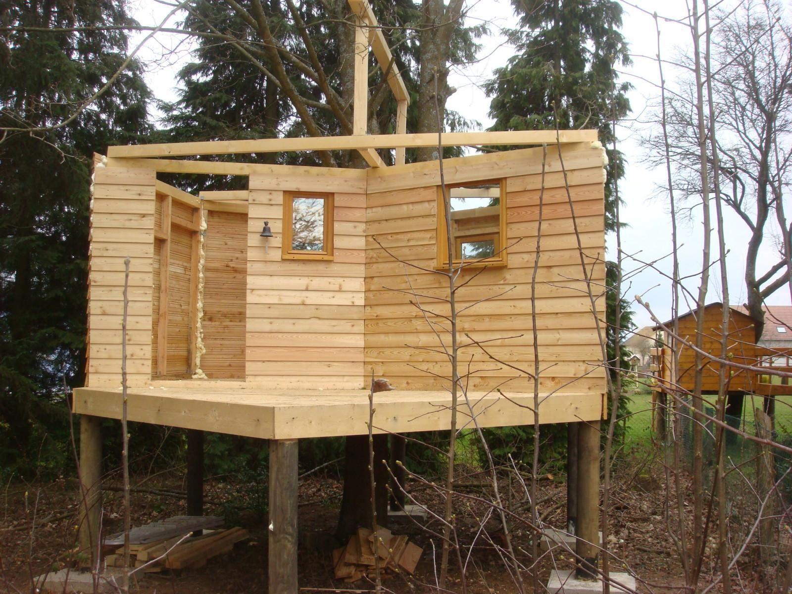 16 Maison Bois Sur Pilotis Sans Permis De Construire en ...