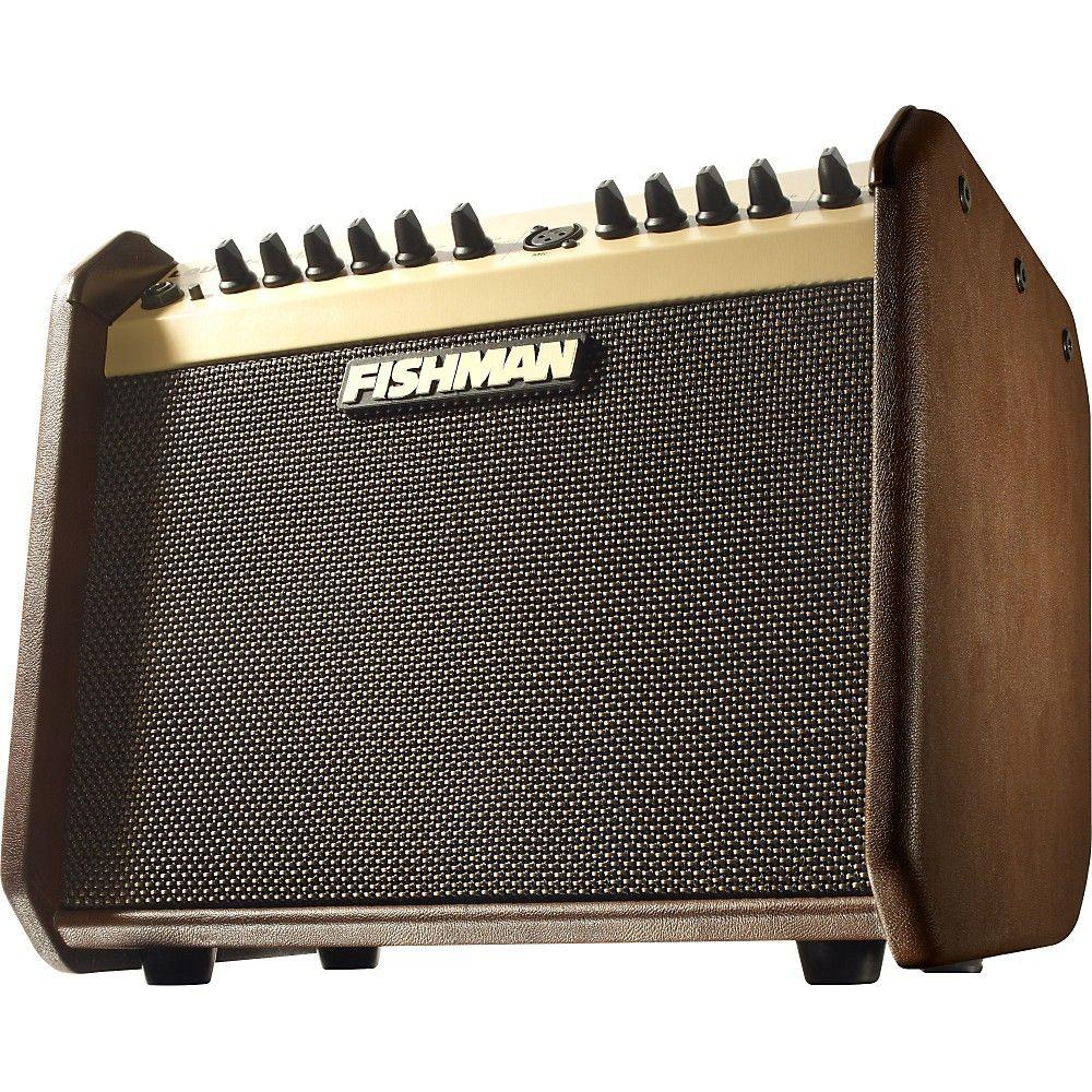 Fishman Loudbox Mini Pro Lbx 500 60w 1x65 Acoustic Combo Amp Brown Bass Amplifier