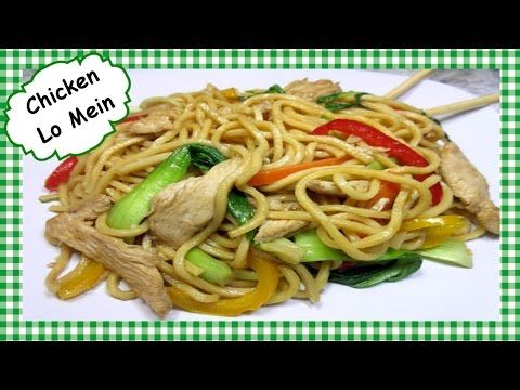Youtube noodles pinterest chicken lo mein chinese food dinners youtube chinese food recipesasian forumfinder Choice Image