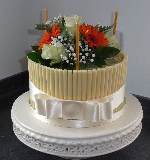 fresh flower cake Google Search Fresh Flower Cakes Pinterest