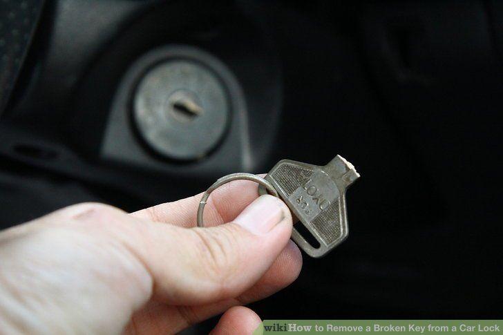 Broken key removal in hackney auto repair auto