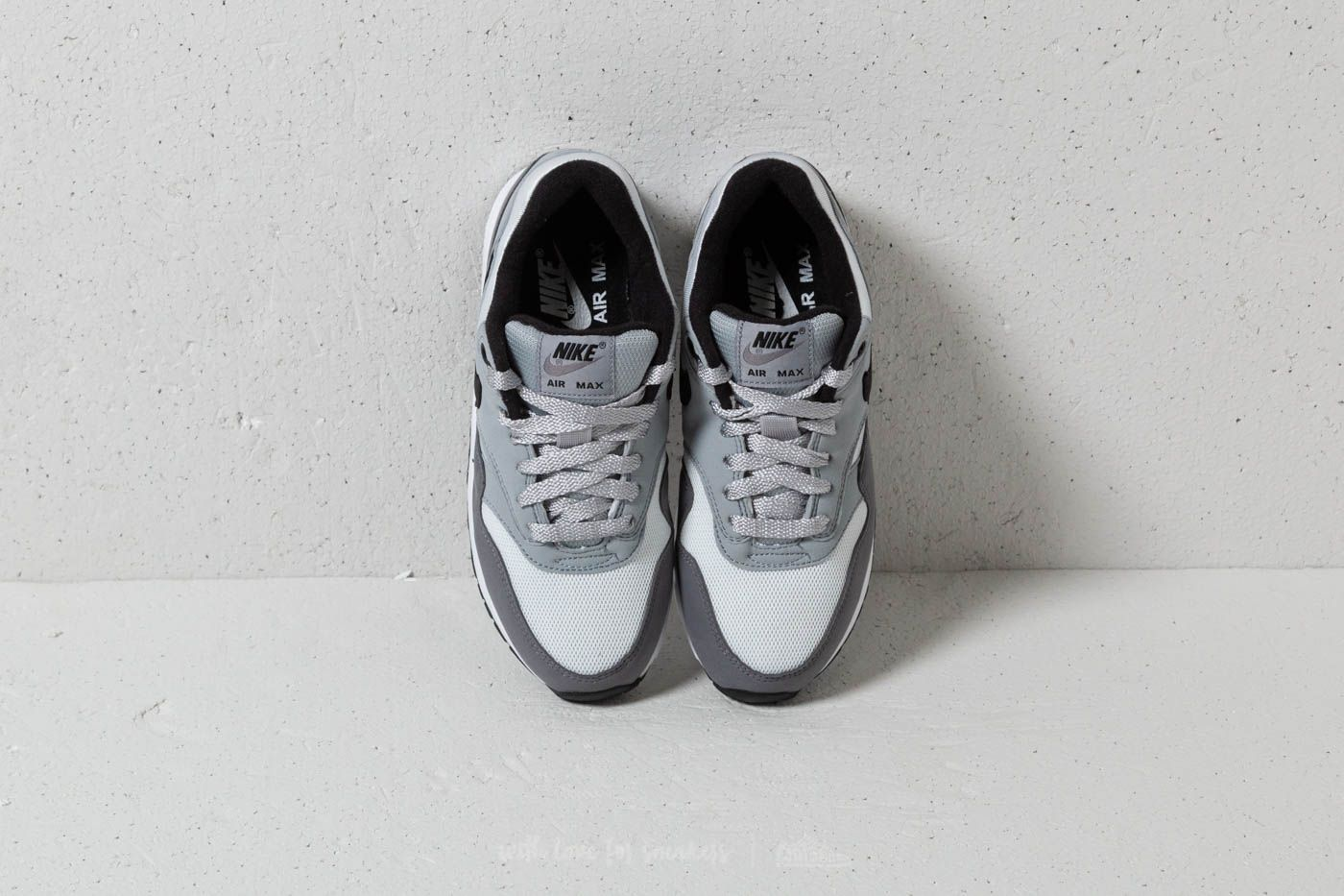 Nike Air Max 1 (GS) White  Black-Wolf Grey-Gunsmoke la un preț ... da01e6bb23