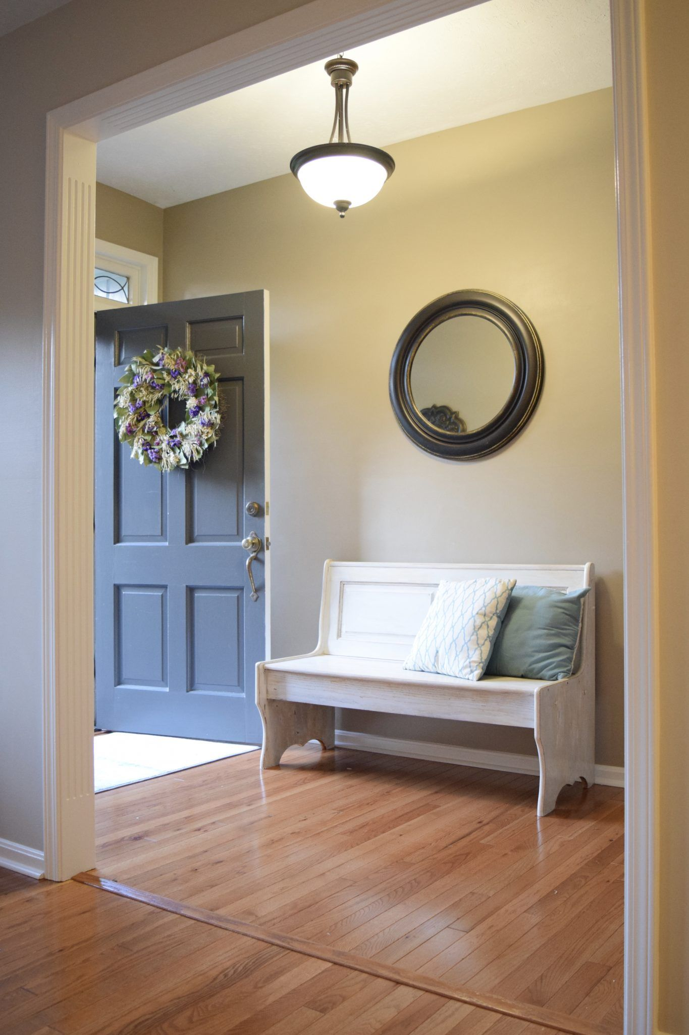 Wall Colors for Honey Oak Cabinets | Honey oak cabinets