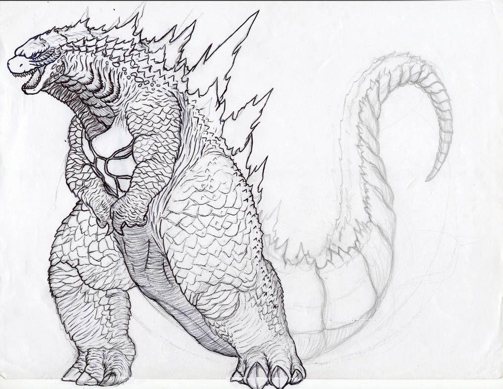 Pin By Hakan Gul On Art Godzilla Godzilla Funny Original Godzilla