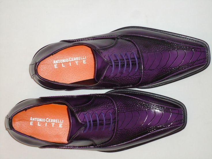 Mens Purple Dress Shoes Google Search Purple Dress Shoes Stylish Shoes Vegan Shoes