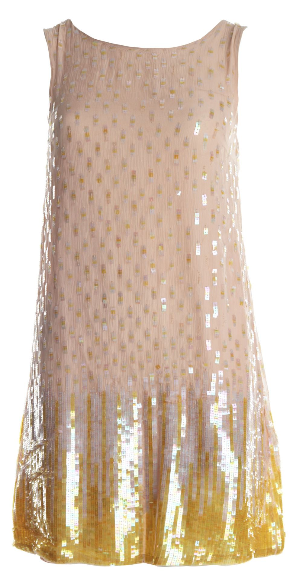 Camille Ombre Sequin Dress The perfect Summer party dress!