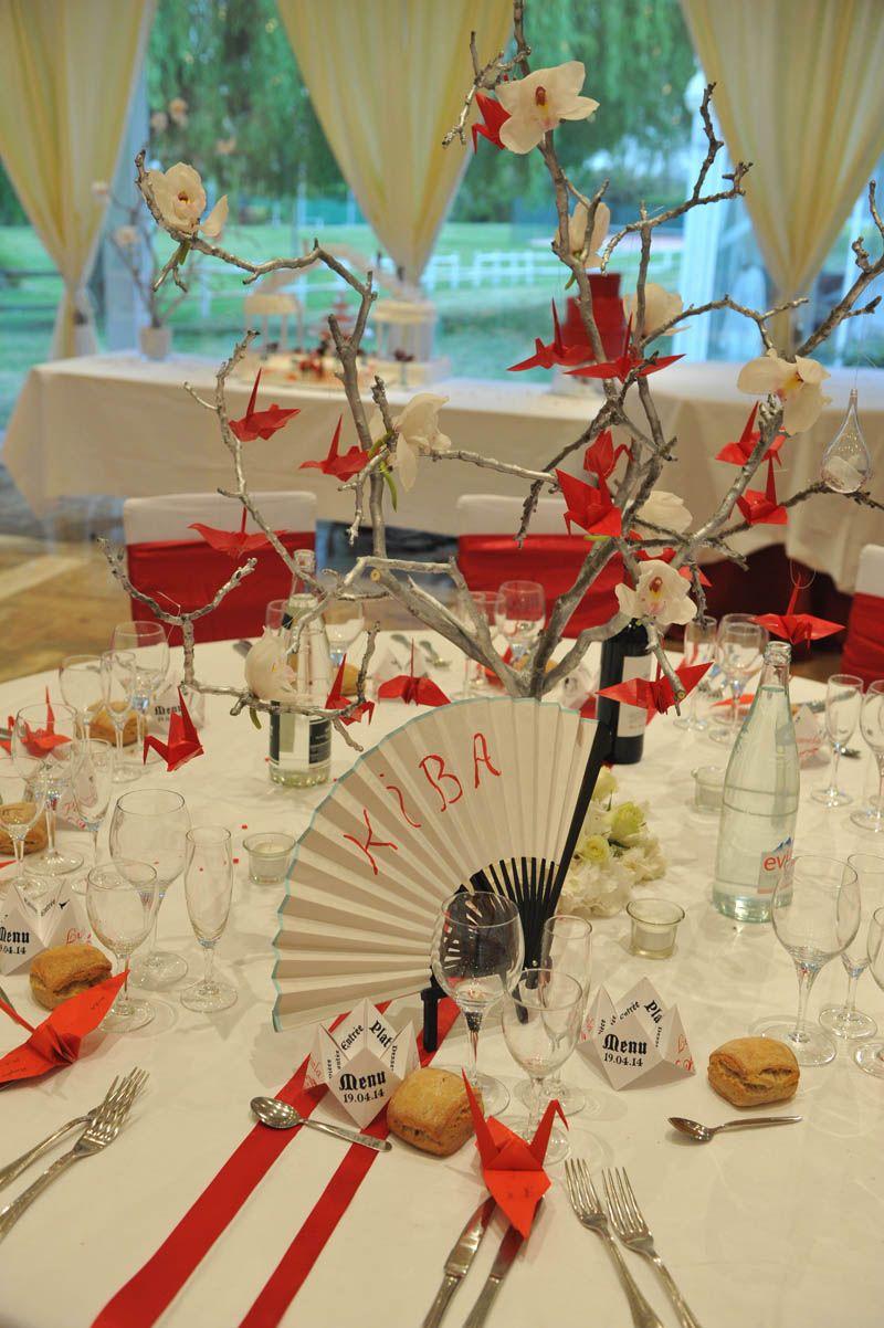 Theme Mariage Japon G Image In Wedding Planner Paris
