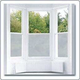 Window Window Film Privacy Frosted Window Film Bay Window