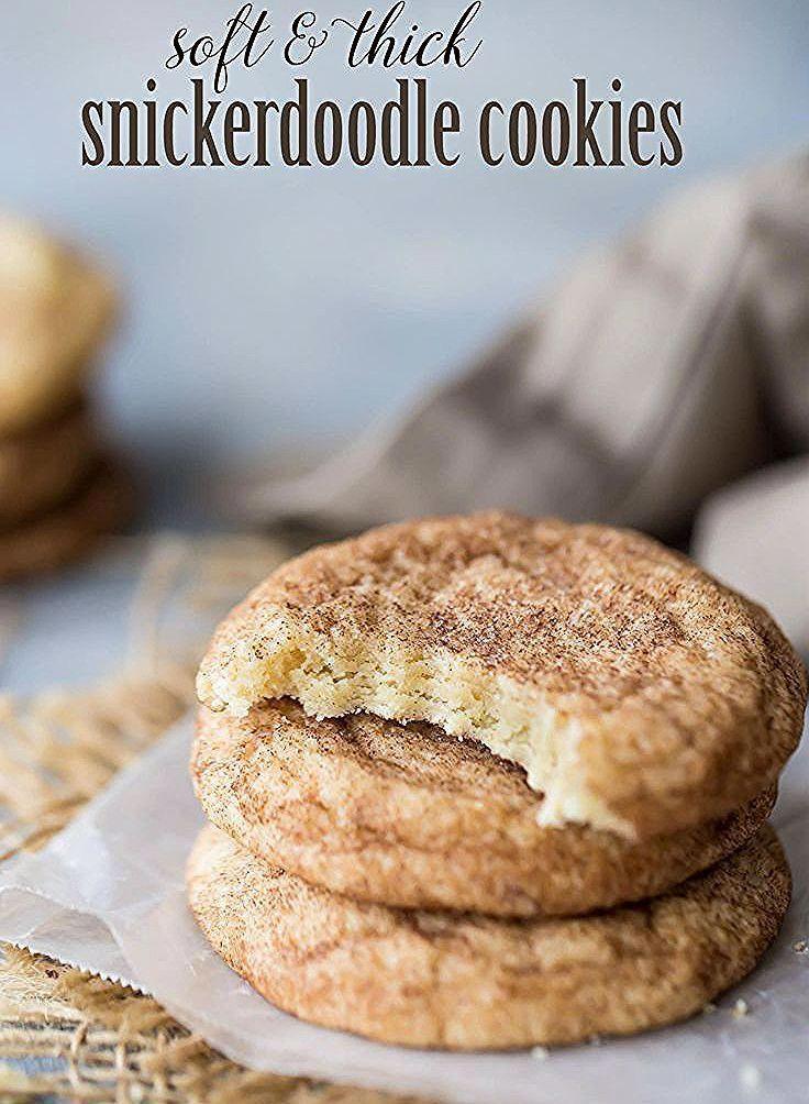 Best Snickerdoodles ever!! These snickerdoodle cookies