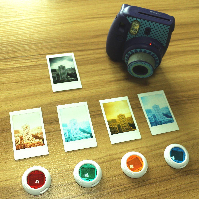 Fujifilm Instax Mini 8 Instant Camera Accessory Bundles Set ...