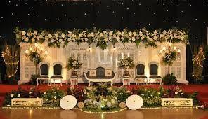 Image Result For Dekorasi Pernikahan Jawa Putih Pengantin