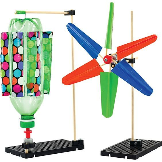 Teachergeek Mini Wind Turbine Activity Kit Stemsteam Pinterest
