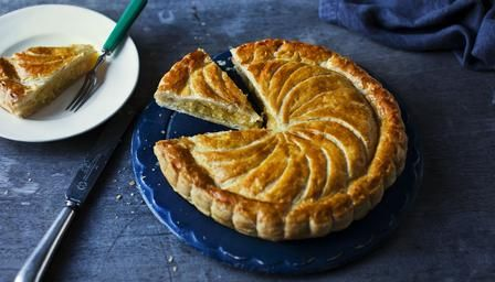 Galette recipe mary berry berry and recipes bbc food recipes galette mary berrys almond galette from the british forumfinder Choice Image