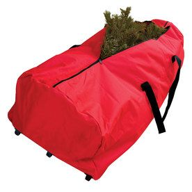Christmas Tree Storage Bag With Wheels Classy Stnick's Choice 9Ft Artificial Tree Storage Bag With Wheels