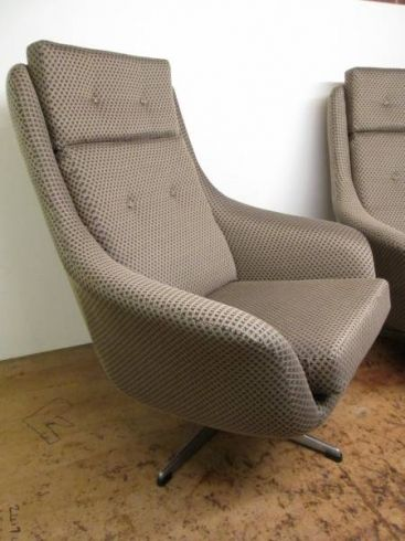 Peachy 1960 70S Vintage Swivel Chairs Renewed With 21St Century Creativecarmelina Interior Chair Design Creativecarmelinacom