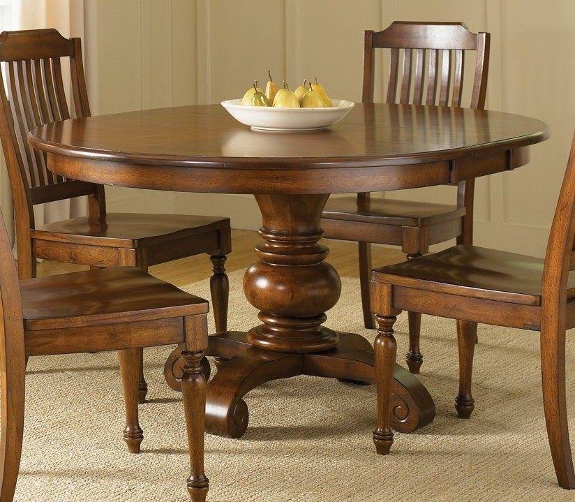 Runde Küche Tisch Und Stühlen Mit Blatt #Stühle Stühle Pinterest - stühle für die küche