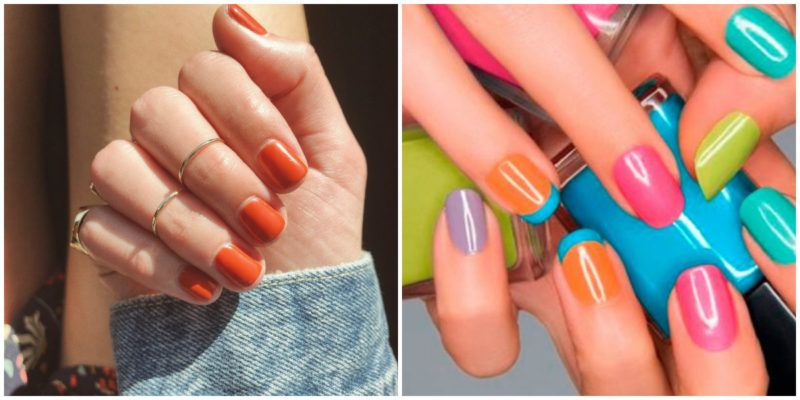 Top 9 Tips To Get Elegant Spring Nail Colors 2020 37 Photos Videos