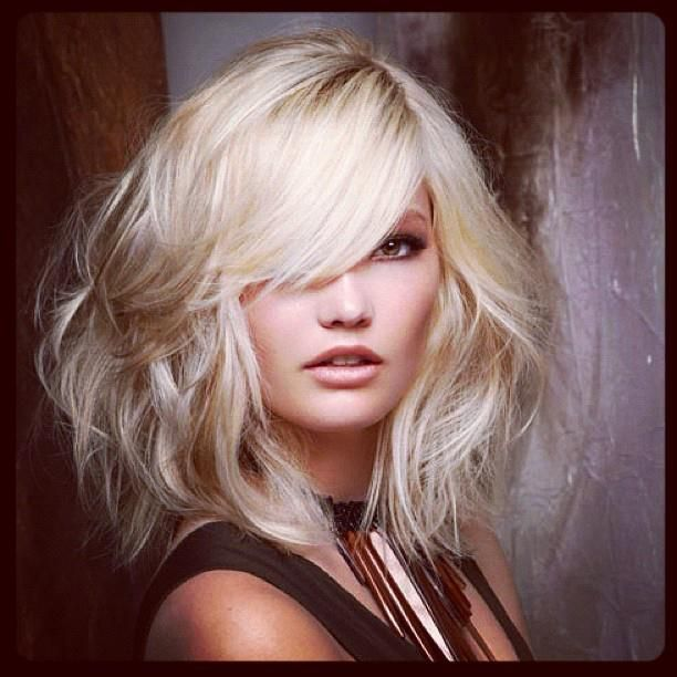 Instagram Photo By Heidimnelson Heidi Via Iconosquare Long Bob Hairstyles Hair Styles Hair Beauty