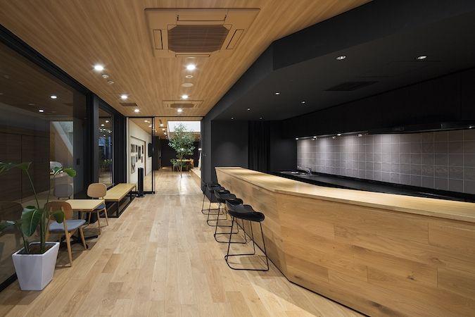 「ツインバード工業株式会社 日本橋ゲートオフィス」のオフィス環境 - WALL(ウォール)