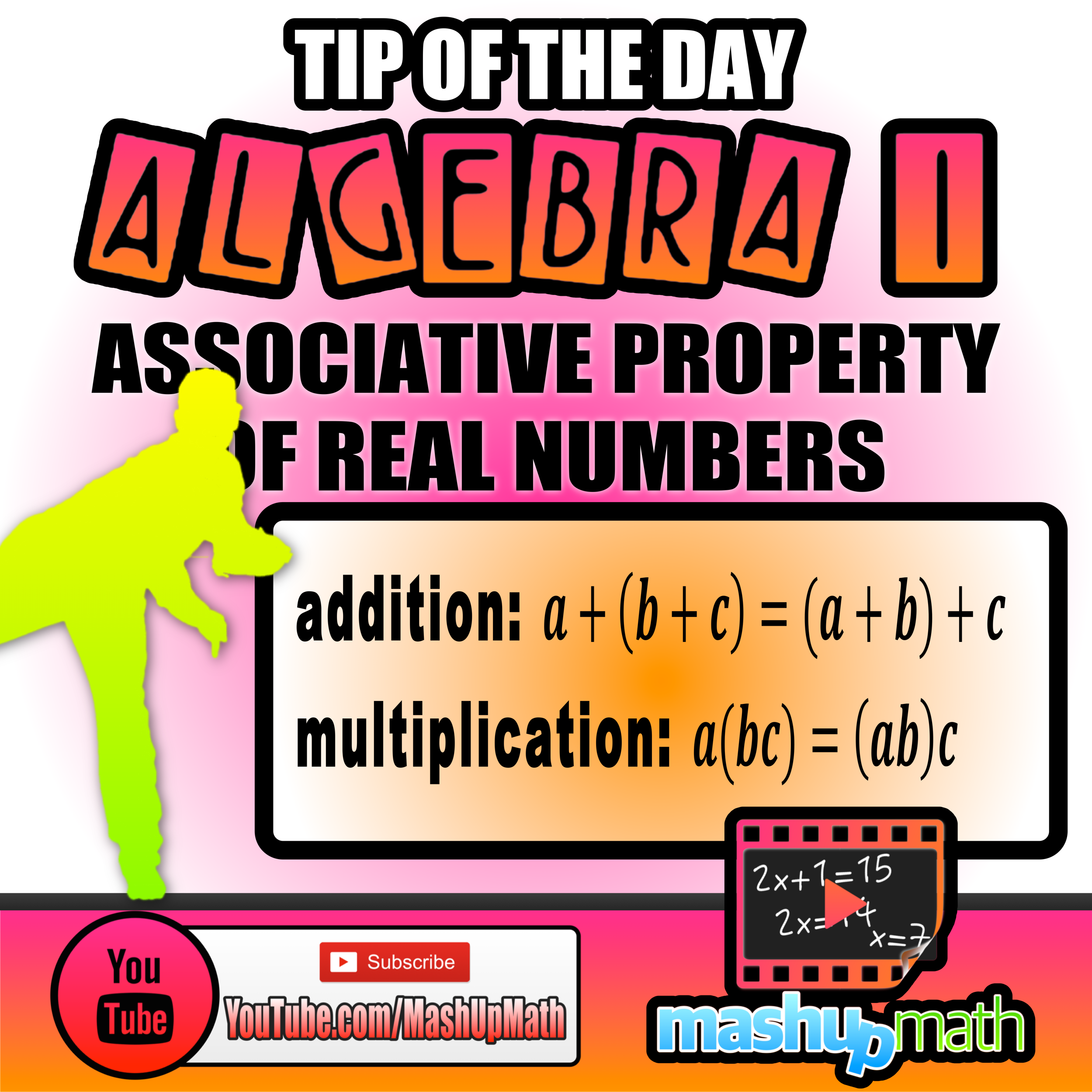 Do You Know The Associative Property Of Addition And