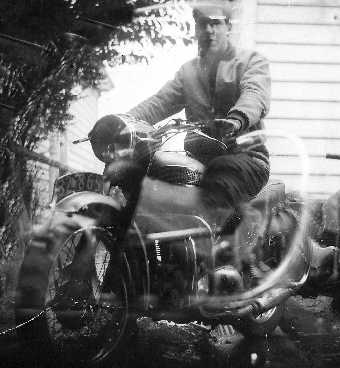 AUCKLAND SAINTS MOTORCYCLE CLUB 1957 - 1960