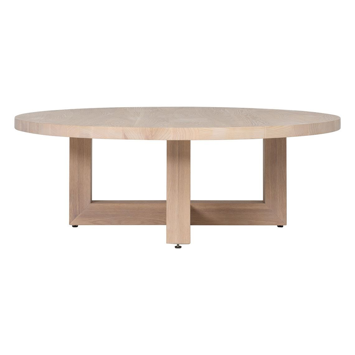 Cove Round Coffee Table Natural Pine Coffee Table Round Coffee Table Circle Coffee Tables [ 1140 x 1140 Pixel ]