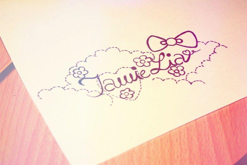 Words tench flower tattoo by auriedessin on DeviantArt | Flower ...