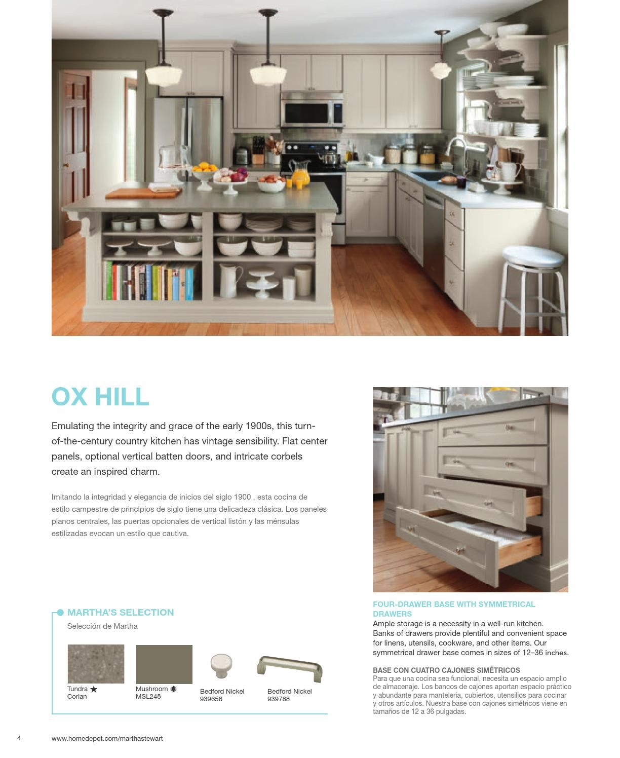 Best Martha Stewart Living Kitchens At The Home Depot Home 400 x 300