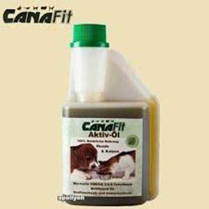 Canafit Cani & Gatti Active–Mix Olio di Canapa